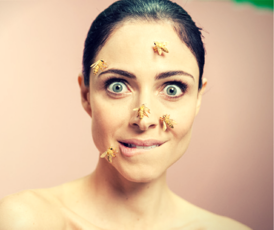 The bee String Facial